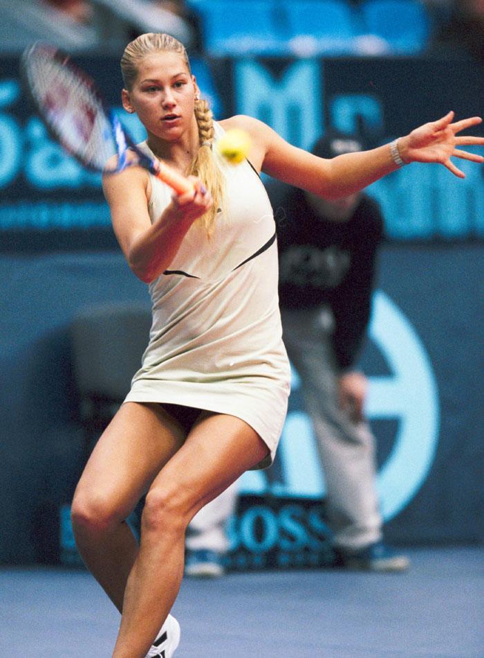 En 1996 Kournikova fue reconocida como el mejor descubrimiento del año en la WTA. En 1996 Anna participa en los Juegos Olímpicos de Atlanta junto a la selección de Rusia.