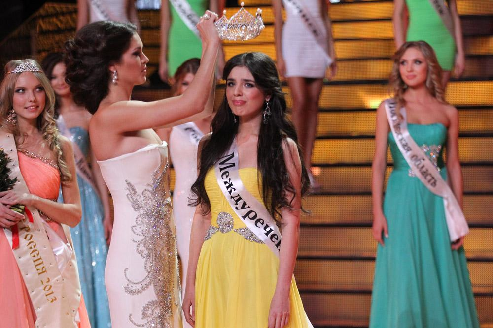 Nicknamed the 'Angelina Jolie of Russia', Elmira Abdrazakova says her victory was like a Cinderella fairy tale come true.