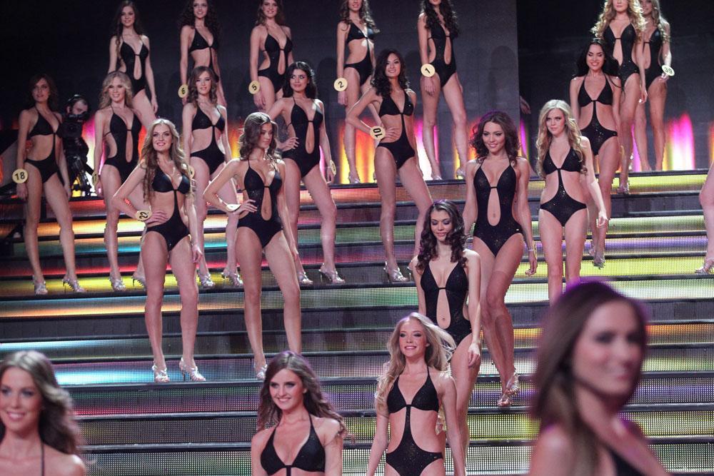 Russia has won three major international titles: Miss World 1992, Miss Universe 2002 and Miss World 2008.