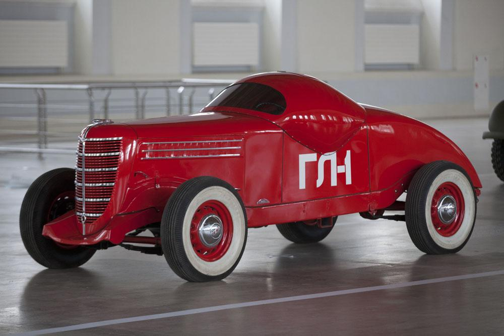 GAZ-GL-1, experimental race car, produced in 1940. Today GAZ Group is the leading manufacturer of commercial vehicles in Russia. GAZ Group produces light commercial and medium-duty vehicles, heavy-duty trucks, buses, cars, powertrain and automotive components.