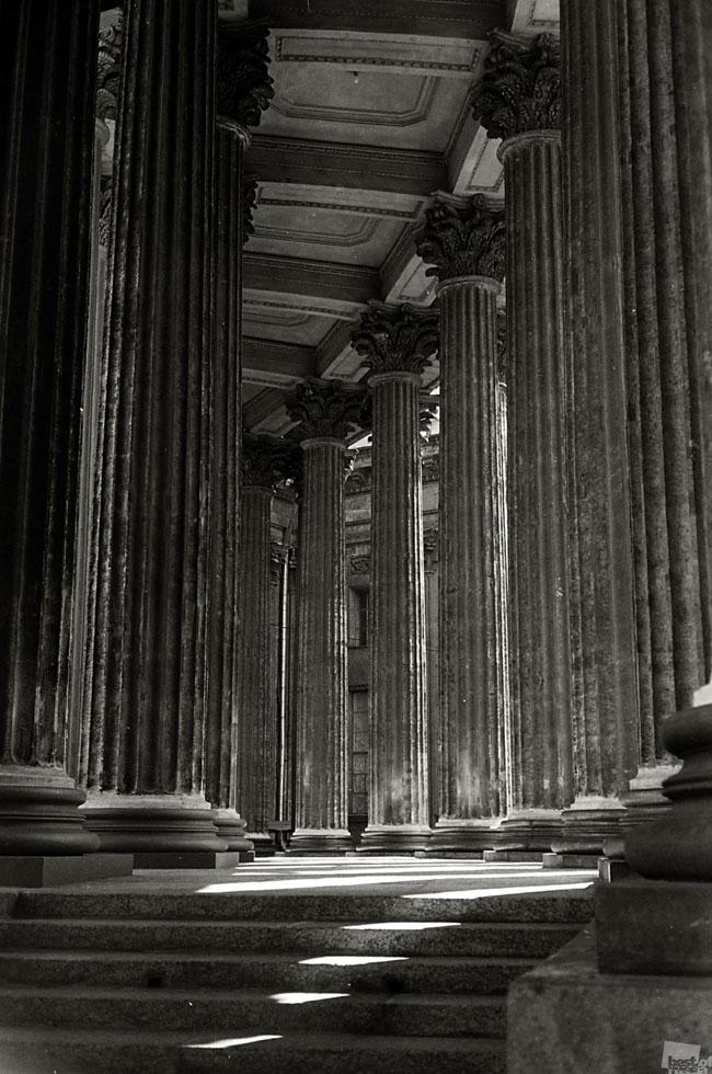 """The shadows"", Saint-Petersburg"