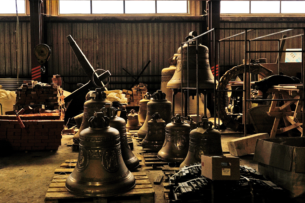 Bell-casting day has a particular significance for anyone party to the mystery of the bell's creation.