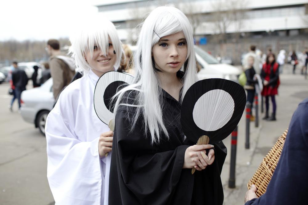 """Le cosplay est un mot anglais composé des mots """"costumes"""" et """"playing""""."""