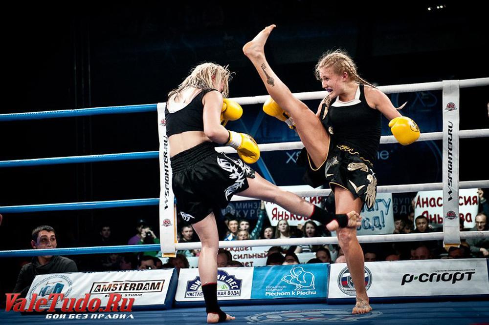 Yankova croit que l'autodiscipline et la haute spiritualité qu'apportent les sports, et la boxe thaï en particulier, l'aident dans la vie, formant son grand principe - si vous voulez quelque chose dans la vie, il faut tout faire pour y parvenir.