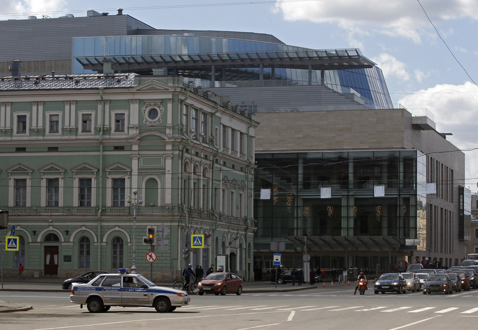The new Mariinsky Theatre in St. Petersburg, called the Mariinsky II, has been a decade in the making and dogged by false starts and controversy. The distinctive glass and limestone building opened in May with a lavish gala attended by a former resident, President Vladimir Putin.