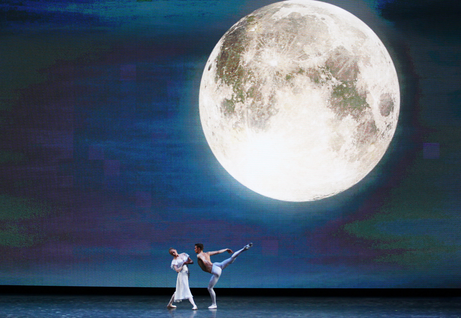"At the gala performance, there was an array of talent and samples from the Mariinsky's rich history and current roster, including a recreation of Nijinsky's iconic and lyrical ""Rite of Spring."""