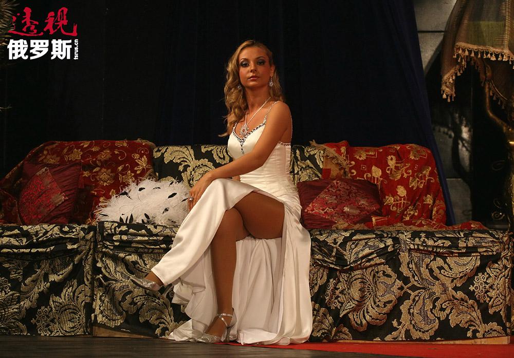 达丽娅•萨加洛娃(Dariya Sagalova)1985年12月14日生于莫斯科州的波多利斯克市。