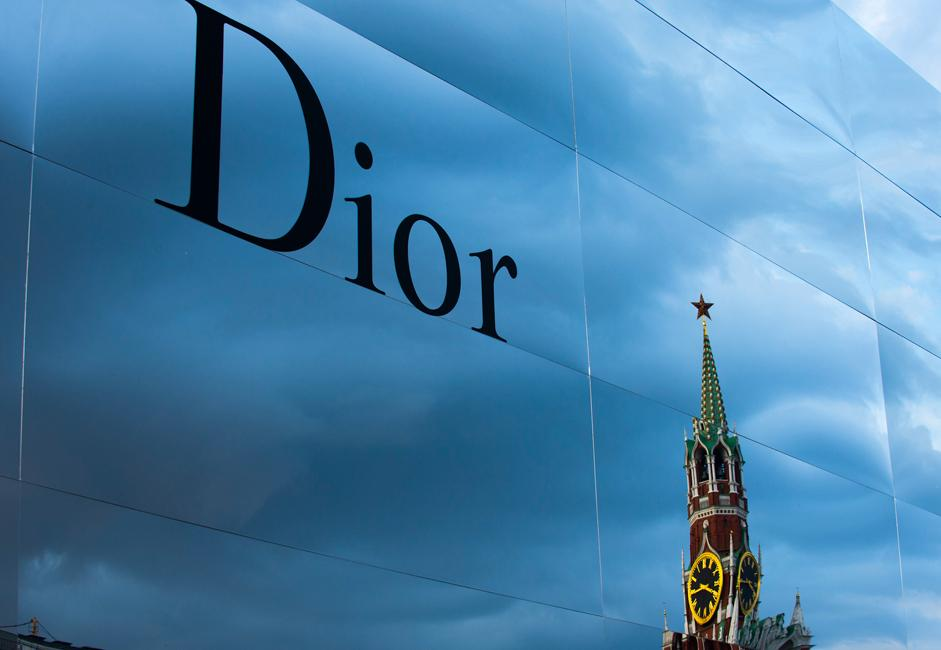 July 9, in the heart of the Russian capital, a special fashion parade was held: Dior presented its 2013/2014 autumn-winter collection on Red Square.
