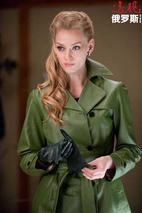 斯韦特兰娜一开始得到的是一个配角,但在电影拍摄过程中,导演决定让她出演主角。