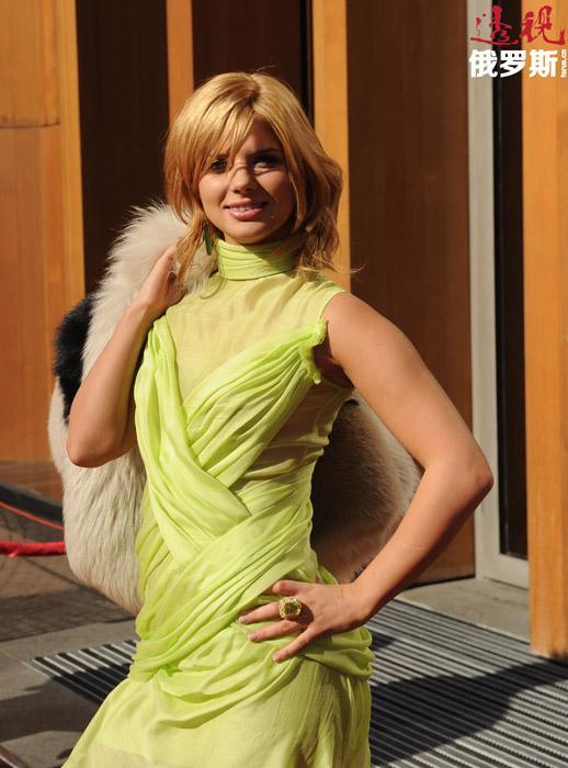 2013年初,娜斯佳参加了浪漫喜剧《爱在大都市》第三集的拍摄。这一次,导演马吕斯•瓦伊斯伯格让所有相爱的主人公来到了拉斯维加斯。著名演员莎朗•斯通(Sharon Stone)也在该片中饰演了一个角色。影片计划于2014年1月2日首映。