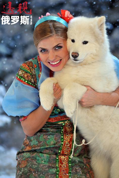 娜斯佳在一部青春流行剧中出演了自己的第一个角色。该剧当时是俄罗斯最长的电视连续剧。