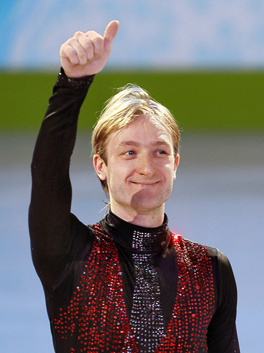 Covering more than 65,000 kilometers, the route will include transportation by car, train, plane, Russian troika, and even reindeer sleigh. // Evgeniy Plushenko, three-time World Champion, seven-tim  European Champion and ten-time Russian Champion figure skater