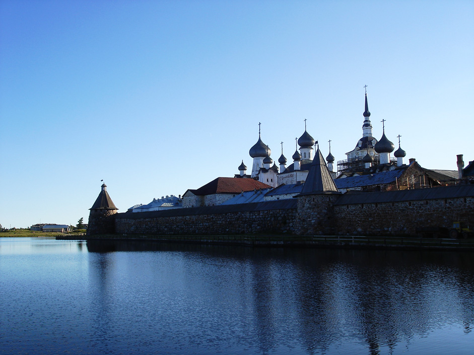 With its UNESCO-listed monastery and unspoilt forests and lakes, the Solovetsky archipelago is a place of almost ethereal beauty, and arriving by boat today is an uplifting experience...