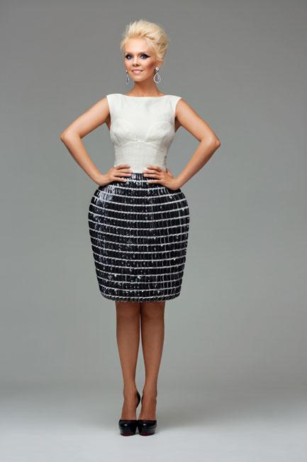 2012年,根据全俄罗斯社会意见研究中心的调查结果,瓦列莉娅在俄罗斯最美的女人排行榜中名列第三位。
