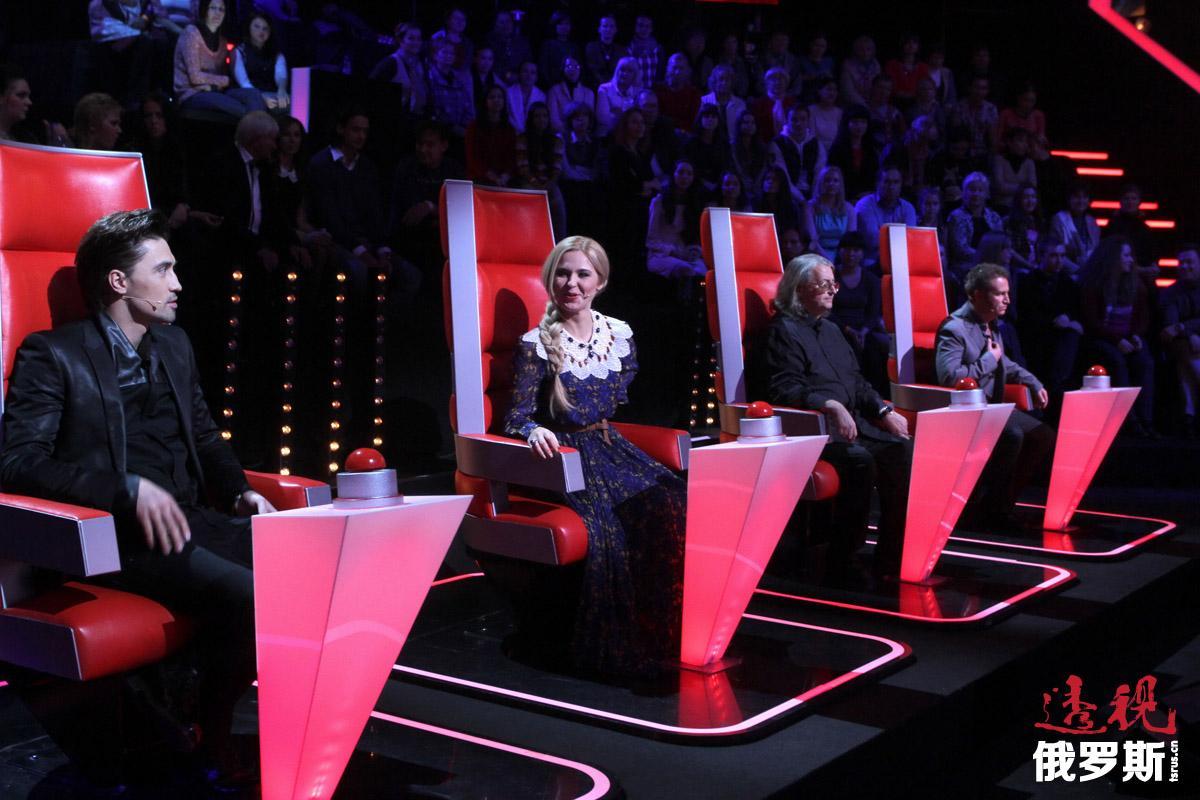 从2012年起,贝拉盖娅作为导师,参加了俄罗斯电视一台制作的两季《俄罗斯好声音》。