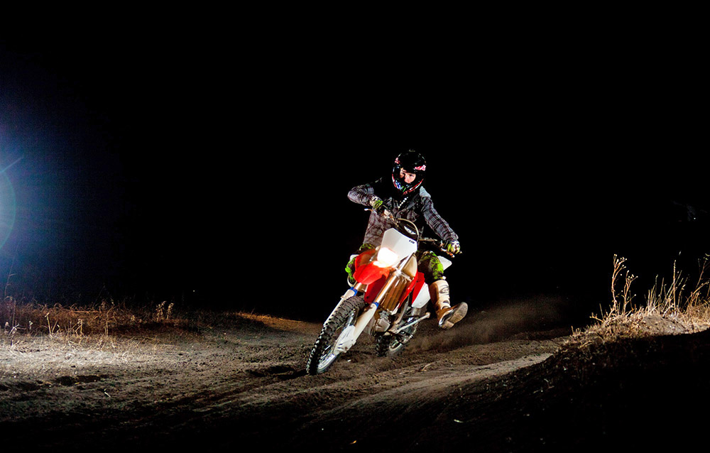 """There are excellent rides for Enduro amateurs and freeride motocross pros alike — there's something for all."""