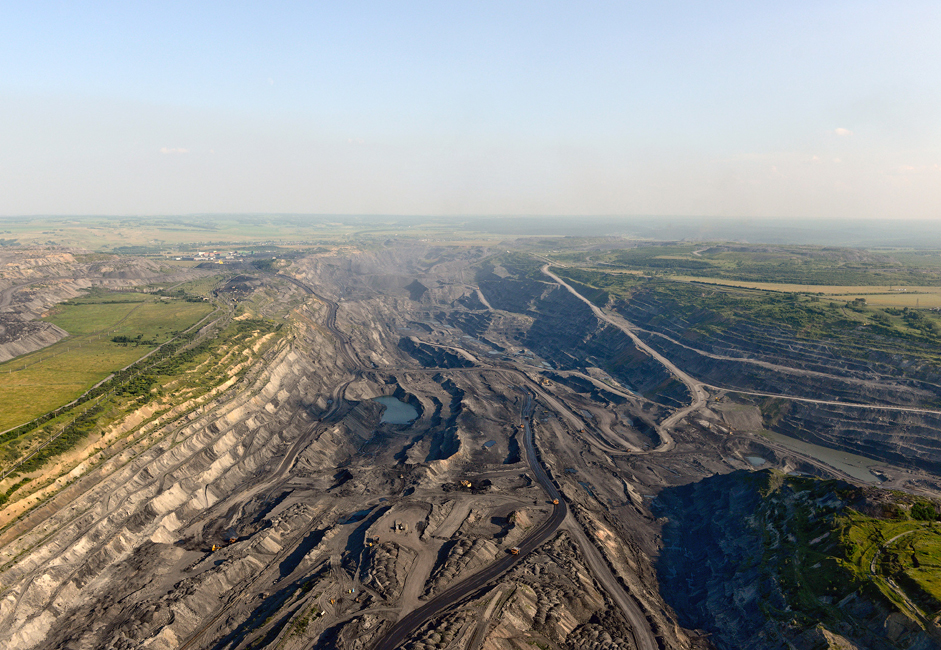 The Taldinsky Coal Mine is currently one of the most promising and actively developing open coal pits in the Kemerovo region. It was put into commission in 1986.