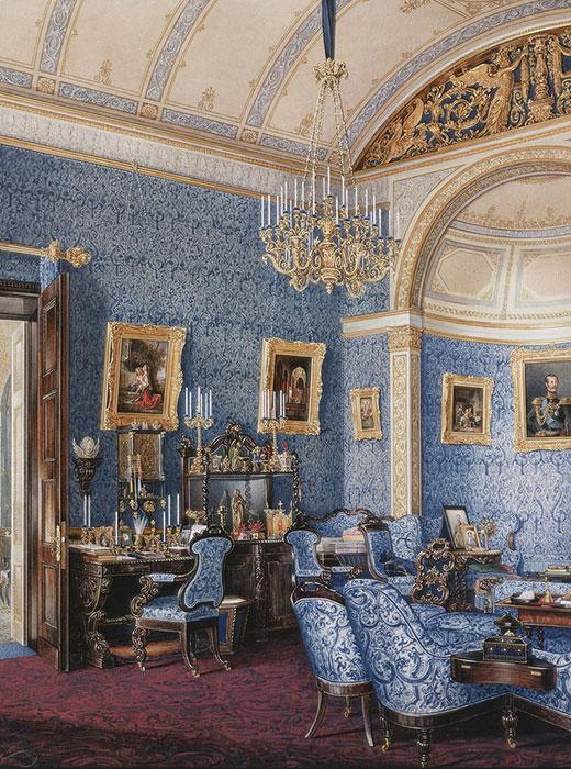 Grand Duchess Maria Alexandrovna's boudoir
