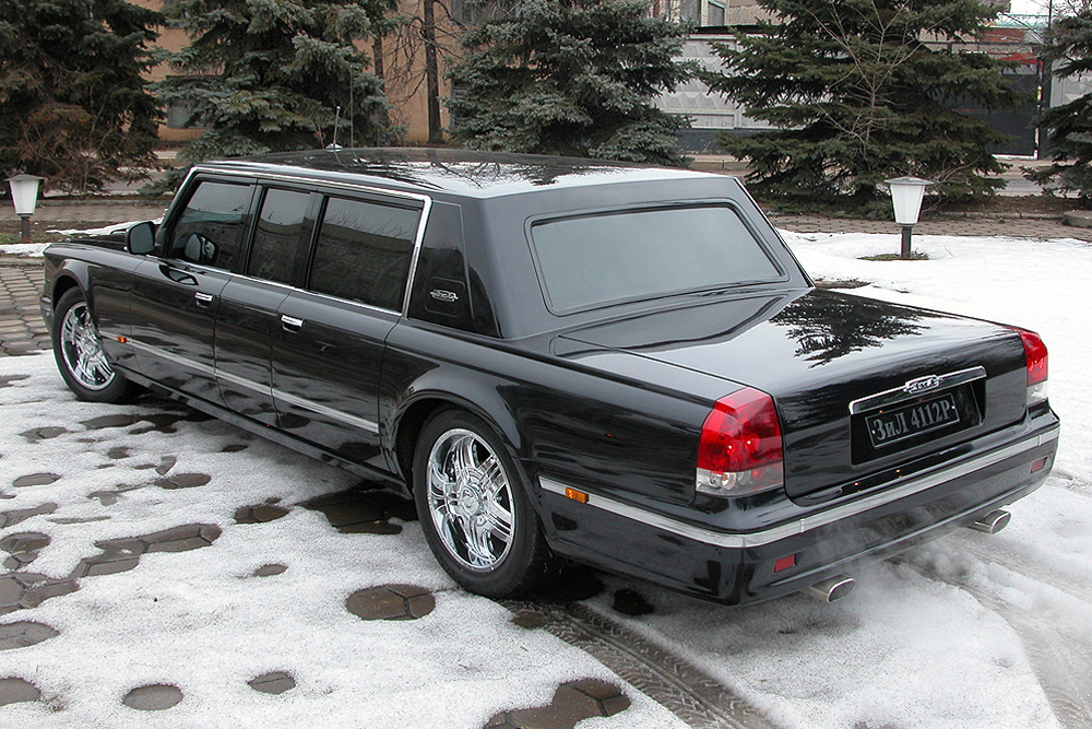 "The ZIL-4112R, also known as ""Putin's limousine"", is a car for the top echelon of government, manufactured by JSC Depo-Zil. With the ZIL-4112R model, the designers wanted to show continuity and extend the line of representation-class limousines, which have conveyed various Soviet and Russian leaders, including Leonid Brezhnev, Mikhail Gorbachev, and Boris Yeltsin. Given the elitism of the vehicle, it was never intended for mass production, unlike other concept cars."