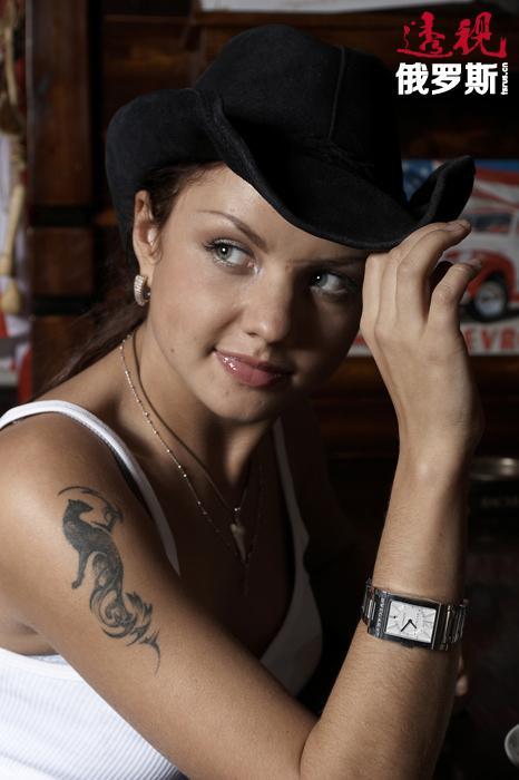 此后不久,她嫁给了录音师谢尔盖•卢加夫措夫,但他们的婚姻并未持续太久。2010年两人决定离婚。