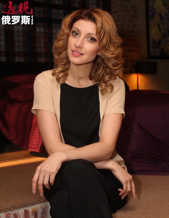2003年,马科耶娃拍摄了自己的影视处女作,在电视剧《律师》中担任角色。