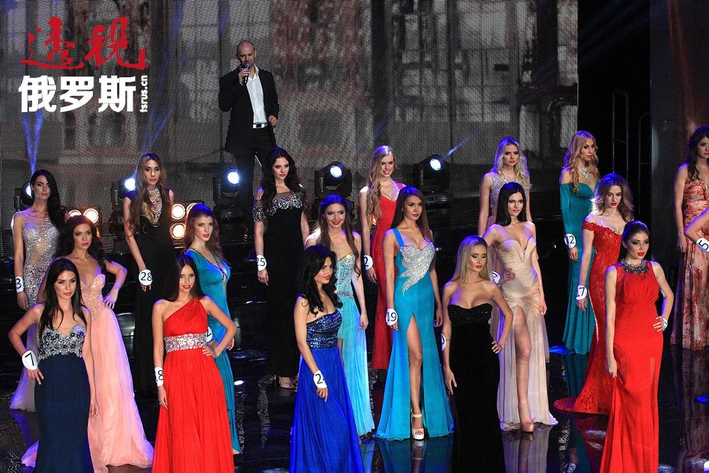 今年有28位年龄在18岁至26岁的莫斯科居民参加了比赛。