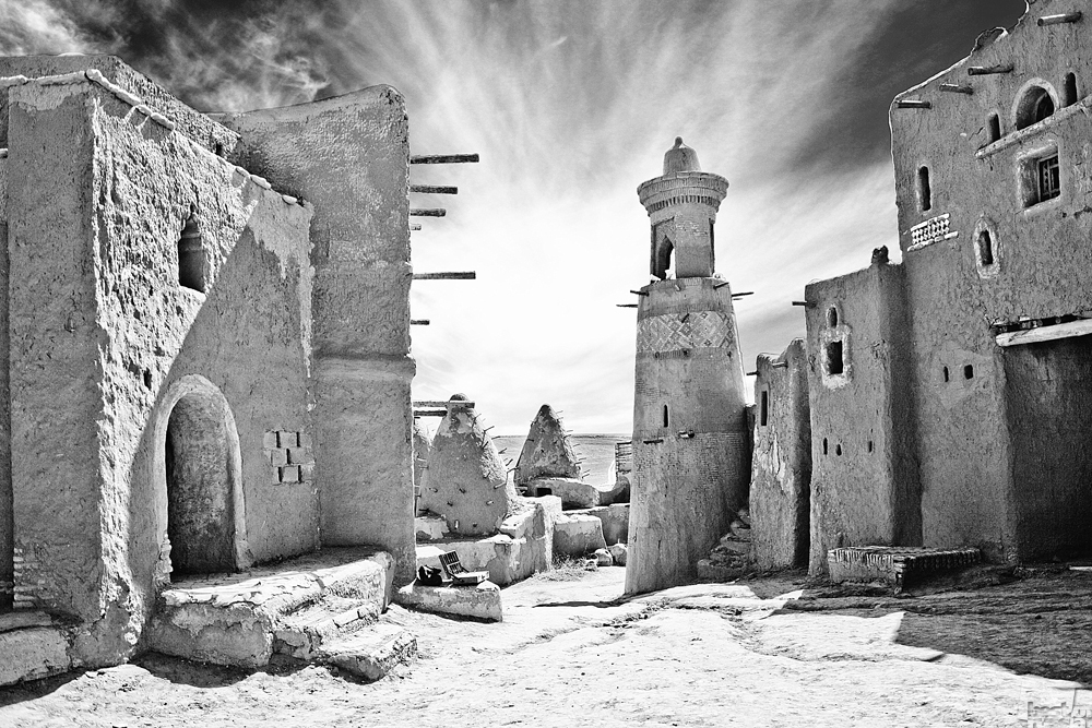 But architecture isn't only for big cities // The Ancient Mongolian City of Sarai Batu, now located in Russia's Astrakhan region