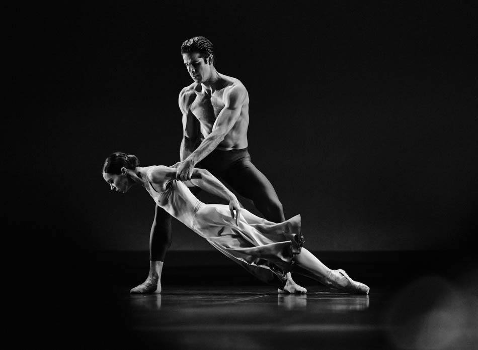 There aren't that many interesting dancers around the world. Many are professional, experienced and such. The technical and technological level of ballet has skyrocketed lately. But dance itself, the individuality, is always unique. // 'Nuages' by Jiri Kylian