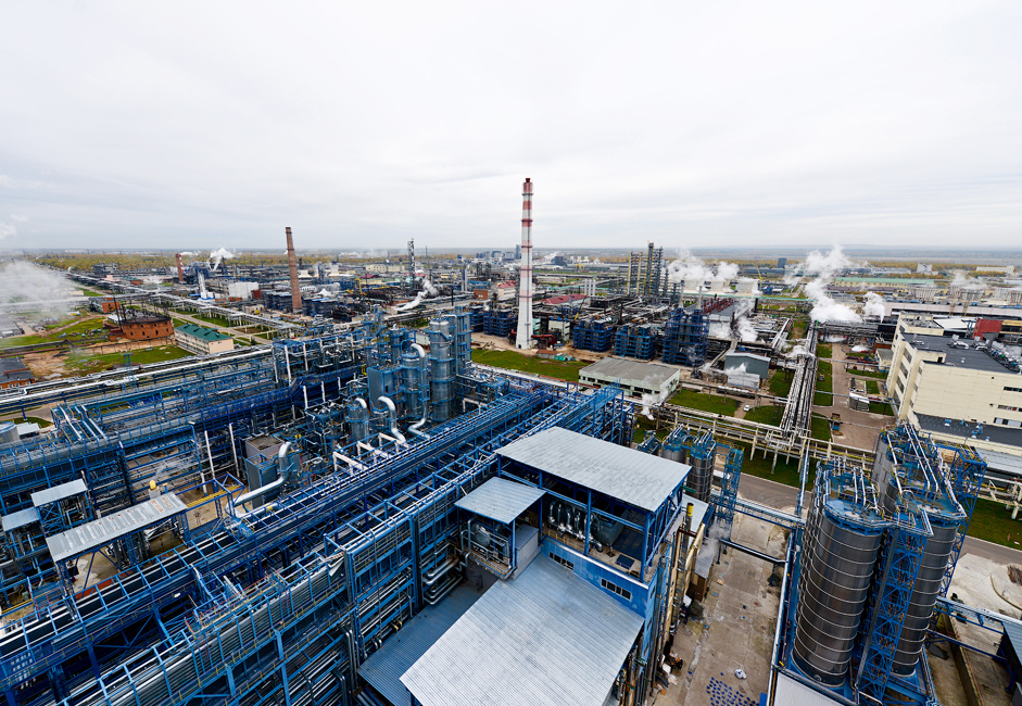 Kazanorgsintez is one of the largest companies in Russia's chemical industry and is strategically important for the Republic of Tatarstan's economic development.
