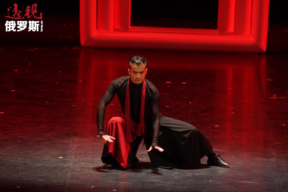 本次活动标志着2014俄罗斯中国文化节的启动。
