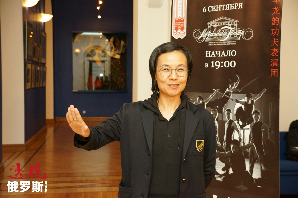 该剧导演刘璐(音),曾很少涉猎中国艺术题材。