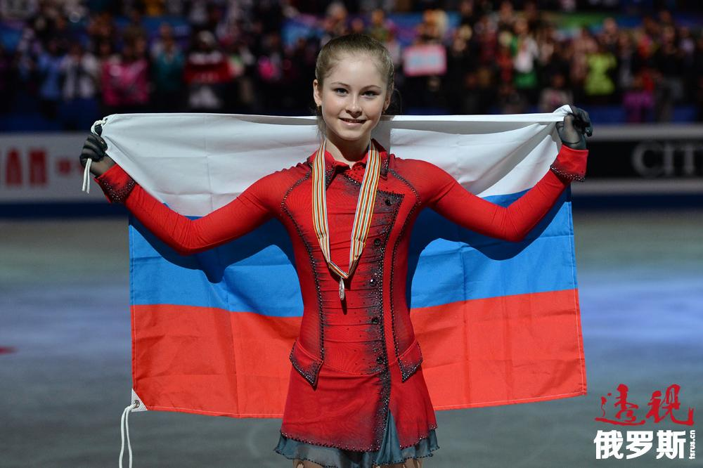 尤利娅•利普尼茨卡娅向全世界证明,全球最优秀花样滑冰选手之一的殊荣她当之无愧。