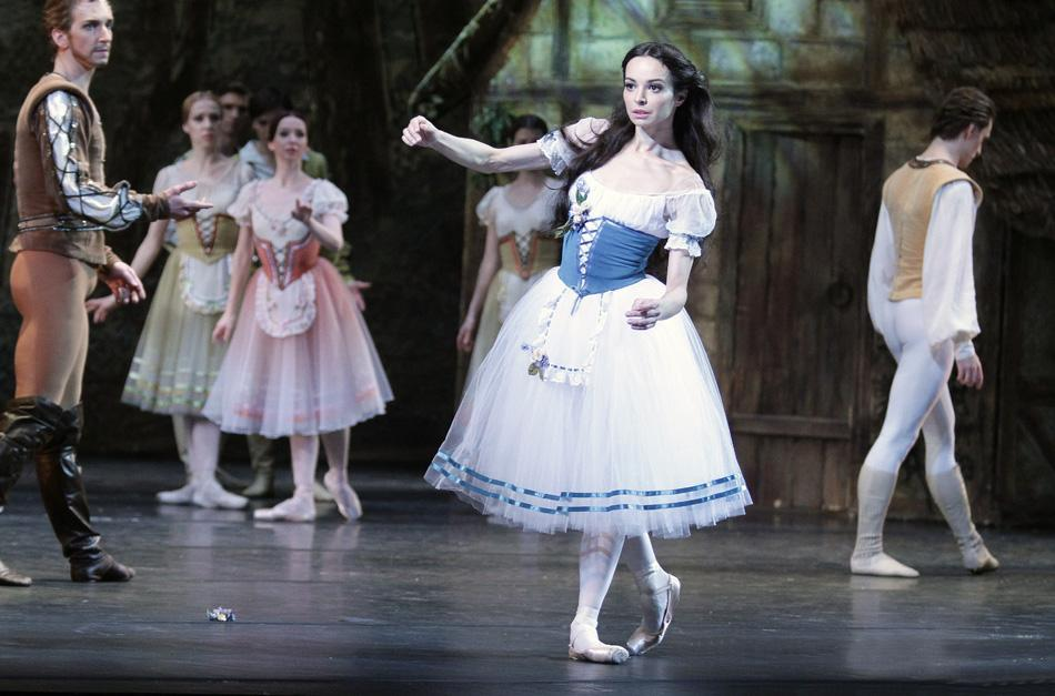 "Another prima <a href=http://rbth.com/multimedia/pictures/2014/06/17/diana_vishneva_what_ive_learned_37485.html target=_parent>Diana Vishneva</a>, also a graduate of the school, spends much time training young dancers. ""I see how their faces light up when they get this serious impulse in the direction they want to go in, that helping hand.&quot; So Vaganova's method continues its procession around the world."