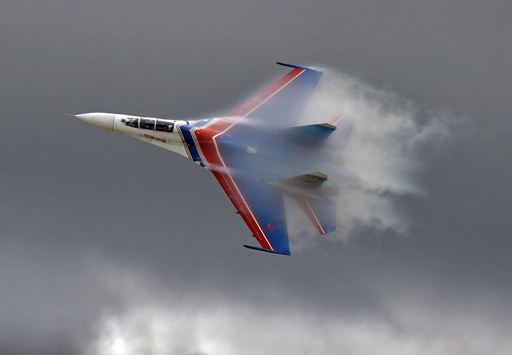 On August 12, 2014, the Russian Air Force marks its 102nd anniversary. The appearance and capability of these birds of prey, ever on call to defend the nation, have changed a lot over the years. The very latest aircraft, not yet in service, plus others with a distinguished record are featured in a gallery by RBTH.