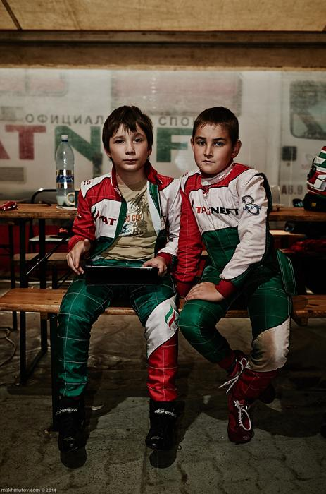 Vsevolod and Danil are 9 and 10 respectively. Not everybody has the opportunity to be part of the racing world. The monthly cost for systematic karting classes with an instructor cost about 200,000 rubles (4,000 US Dollars).