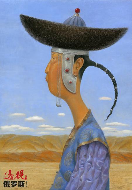 在过去一年间,他的绘画天赋在全世界范围内获得越来越多的认可。