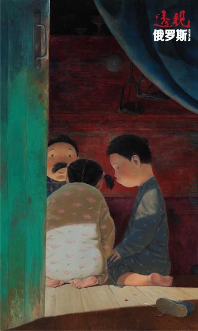 继著名画家达希·纳姆达科夫之后,照日格图•道尔吉成为第二位作品在特列季亚科夫画廊展出的布里亚特艺术家。