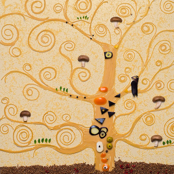"""Gustav Klimt, """"Tree of Life"""", 1905-1909. """"This is one of the most interesting artists for me."""""""