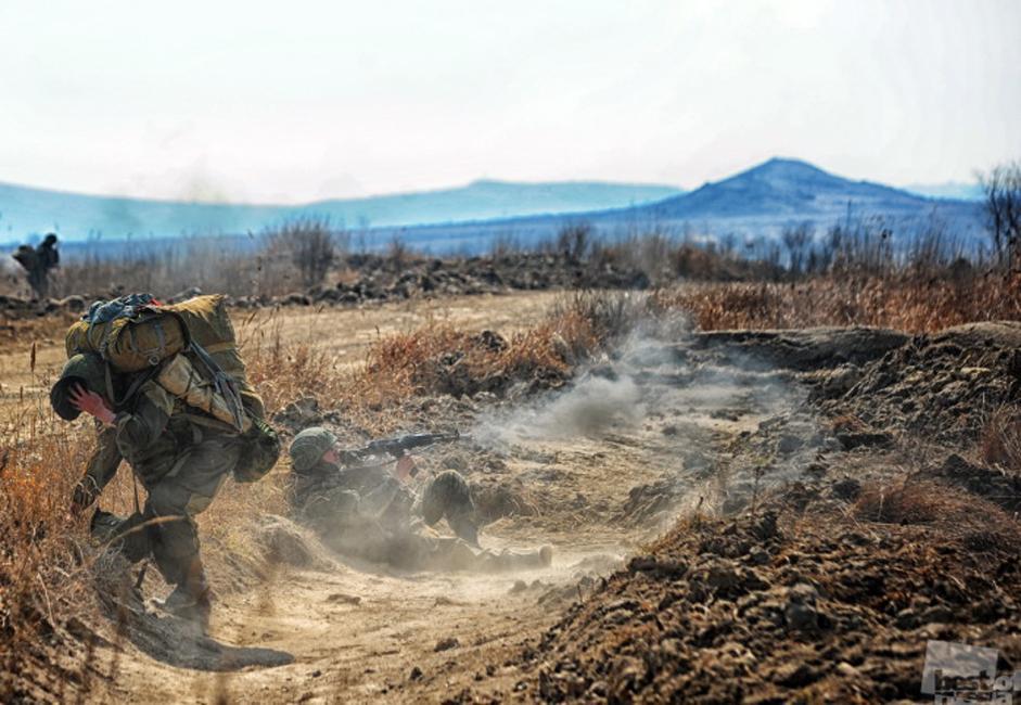Soldiers, Primorsky Krai