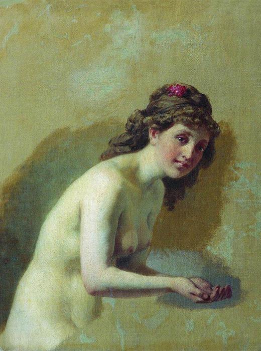 Nude Wash, Fyodor Bronnikov