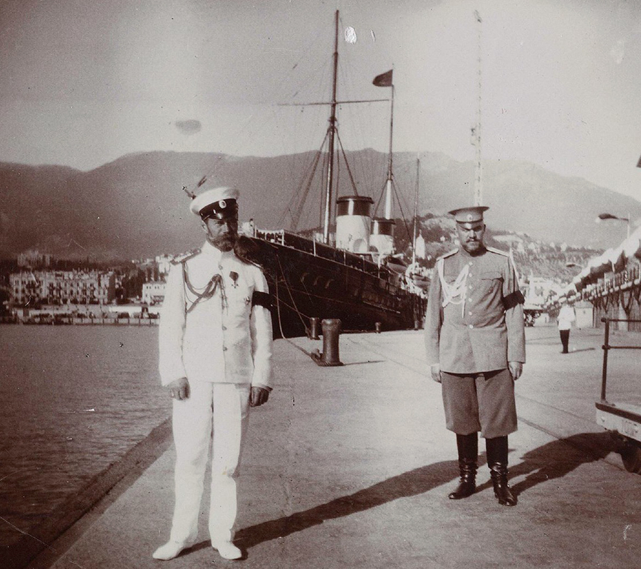 Romanovs in Crimea