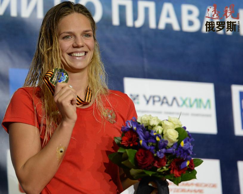 尤利娅·叶菲莫娃,俄罗斯女子游泳运动员,2012年伦敦奥运会铜牌得主,四次夺得世锦赛冠军。