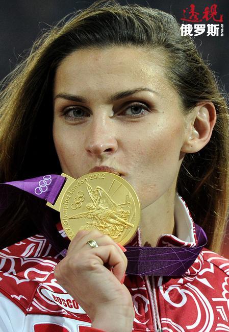 俄罗斯女子跳远运动员安娜·齐切洛娃生于1982年。