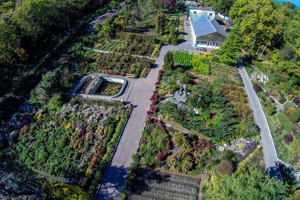 植物园。(2014年10月6日)。