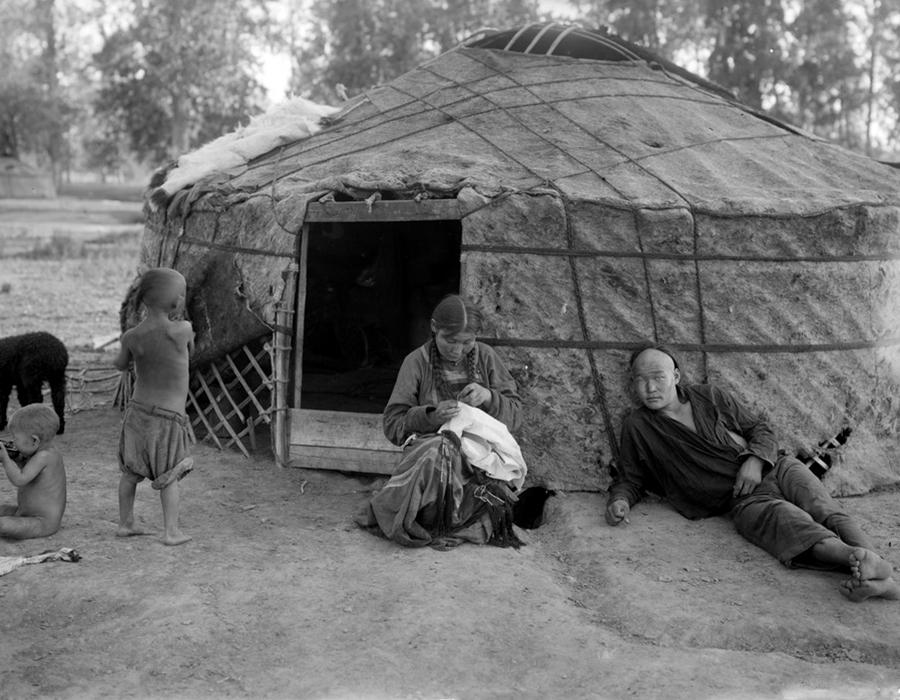 Siberian dwellings