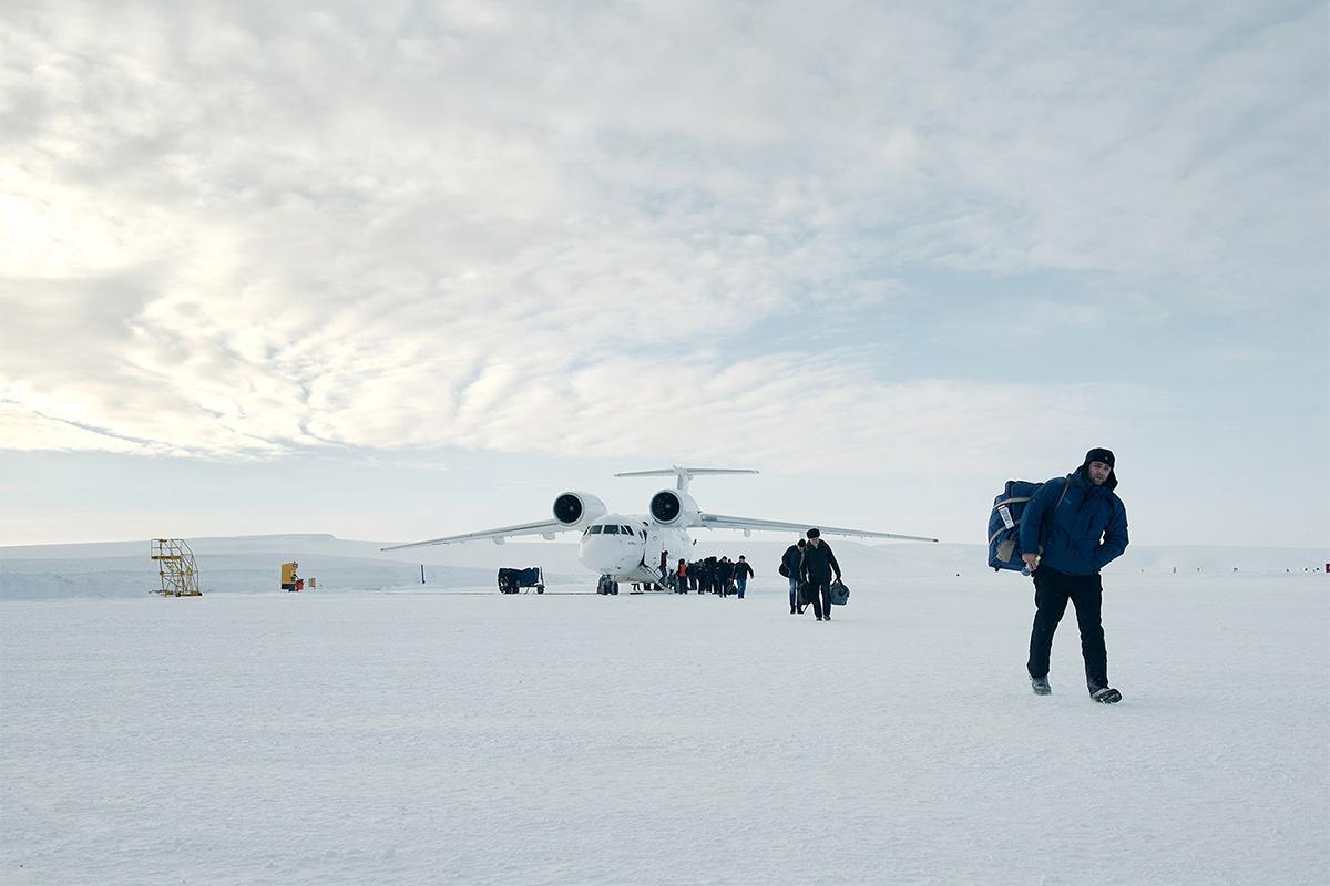 Kupol mine Chukotka