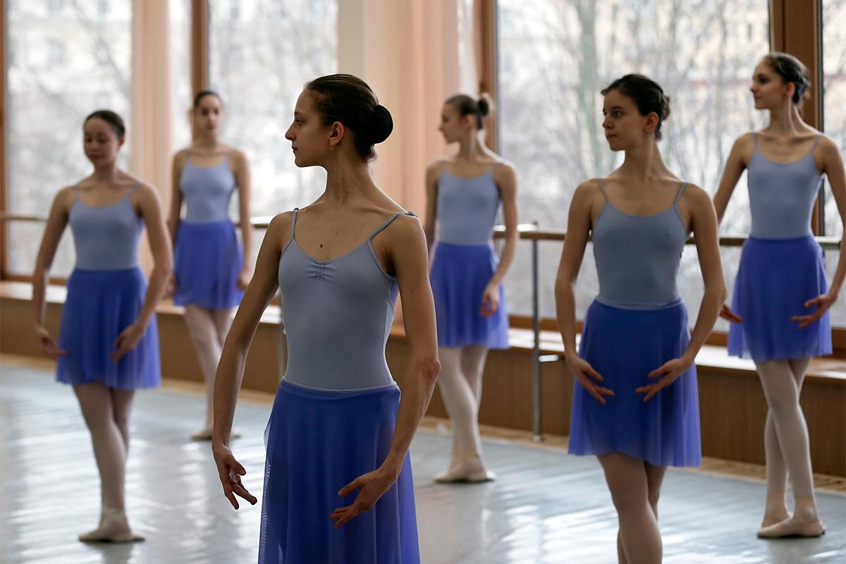 Bolshoi balet academy