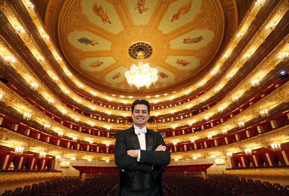 Capitole de Toulouse and the Bolshoi Theatre