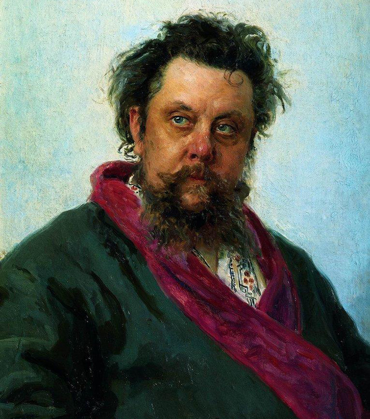 Men in Russian art