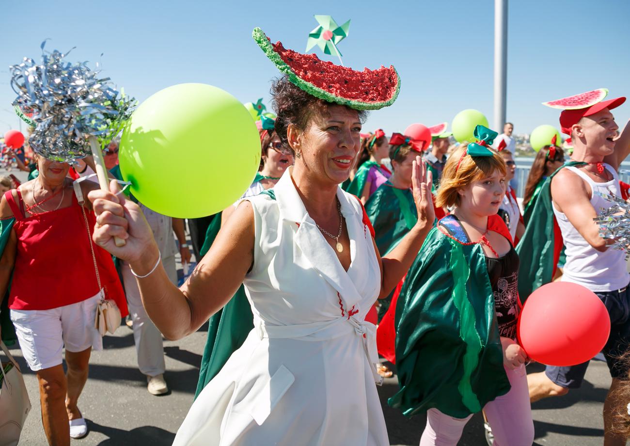 Kamyshinsky Watermelon Festival